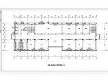 某小学地上五层综合楼采暖图(含设计说明)图片3