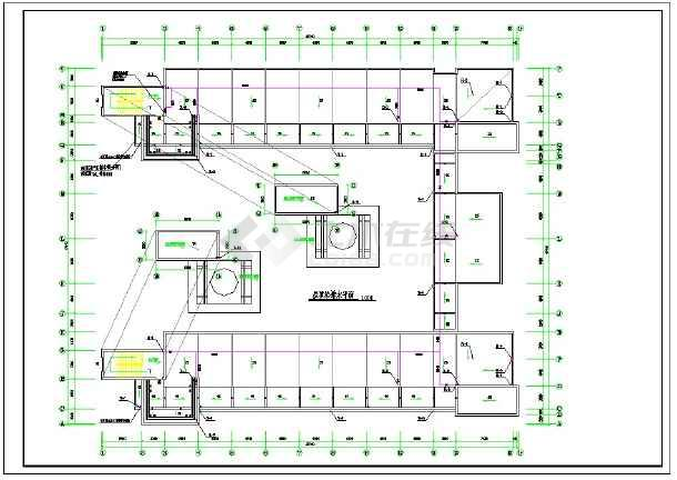 S县SSS实验小学扩建工程--给排水-图二