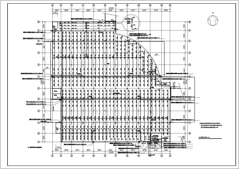 某地下车库消防设计cad图图片3