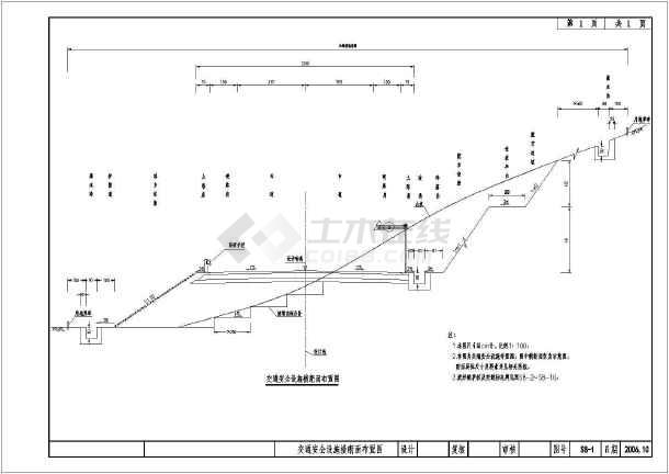 点击查看新规范编制交通工程设计详图第2张大图