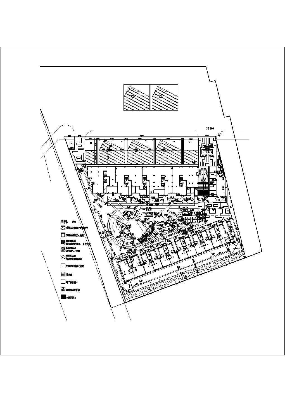 [福州]小区园林景观工程施工图图片3