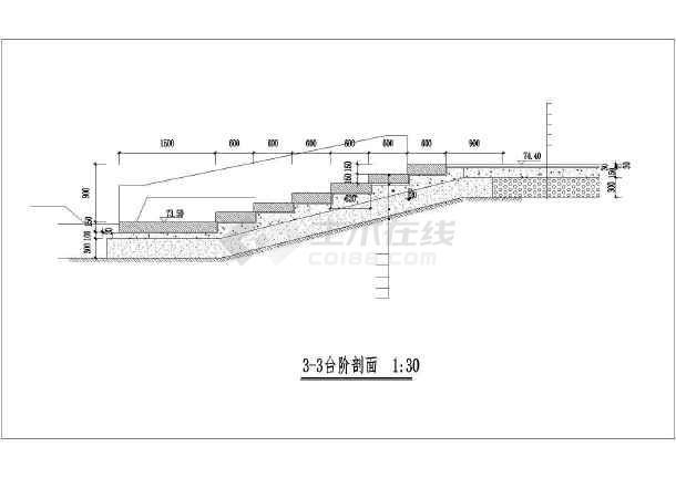 点击查看[河南]滨水公园园林景观工程施工图第2张大图