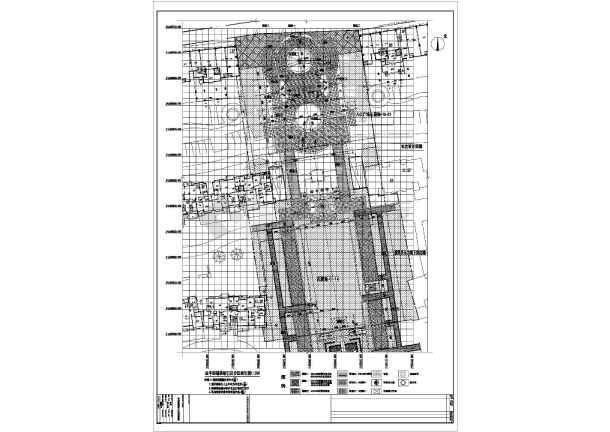 点击查看中山小区启动区园林景观工程施工图全套第2张大图
