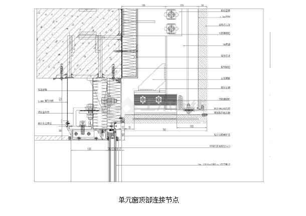 [安徽]超高层住宅楼幕墙工程施工专项方案(110页附图)-图二