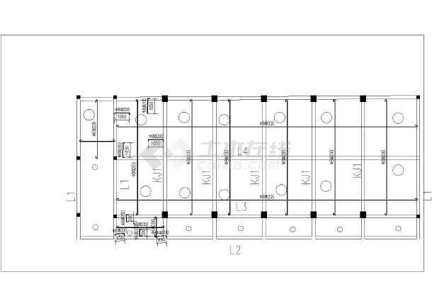 [方案]中学食堂(含结构)设计方案-图二