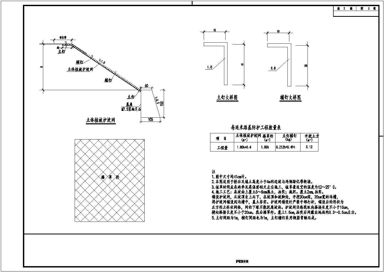 [广西]沿海城市景观大道全套施工图设计673张(桥涵排水景观电气)图片1