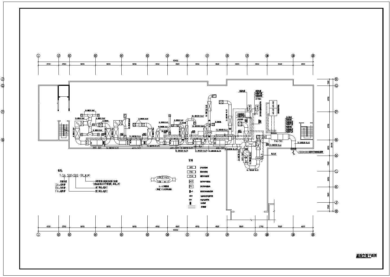 某医院洁净空调系统设计cad图片2