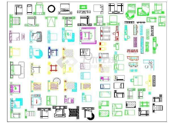 园林设计室内设计常用图库-图二
