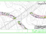 运河景观绿化环境施工场平设计图(95张)图片1