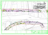 运河景观绿化环境施工场平设计图(95张)图片3