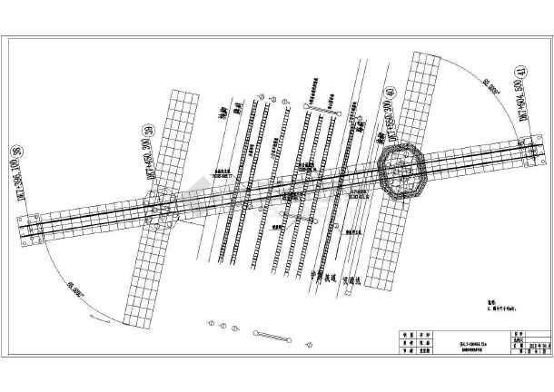 点击查看[浙江]上跨铁路54+100+54m转体刚构连续梁施工方案及计算书265页(附CAD图)第2张大图