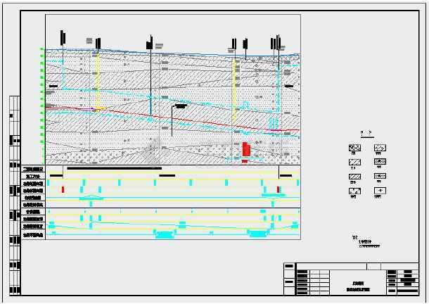 [北京]创长城杯地铁岛式明挖车站及盾构区间土建施工组织设计343页附CAD图25张-图二