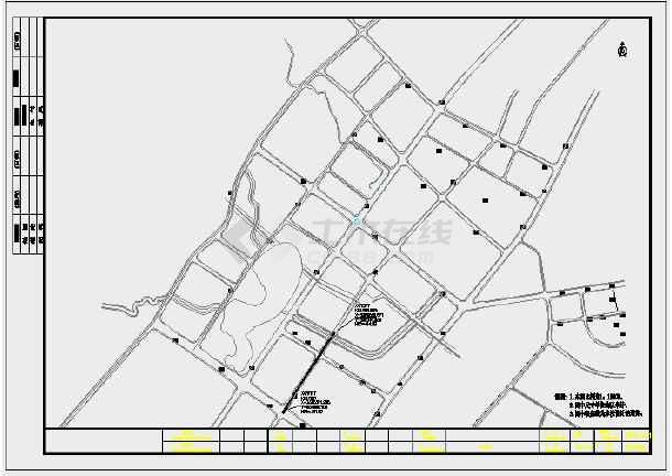 点击查看[重庆]城市次干道全套施工图设计159张(道排桥梁电气)第2张大图