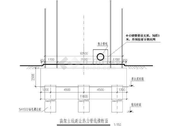 点击查看市政道路工程改造总施工组织设计324页附CAD(含高架桥跨线桥拆除)第2张大图