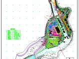 某地室外景观度假村规划设计图纸图片1