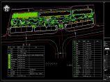 整理多套小区园林绿化规划设计CAD图纸图片1