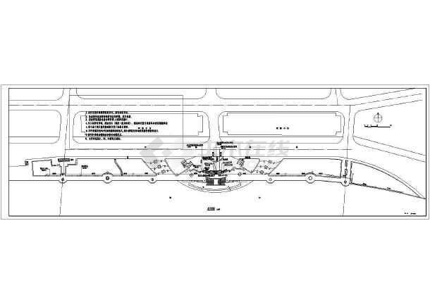 点击查看【龙泉】园林景观绿地工程全套施工图(包含效果图)第1张大图