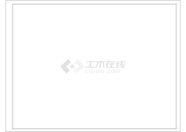 金水湾花园景观设计总图-图二