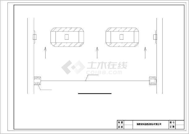 福建某大桥现浇箱梁模板支架施工方案(含CAD图)-图一