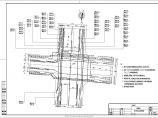 山东某市市政道路管线综合图图片3
