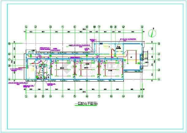 点击查看东台社区文化服务中心--电气第1张大图
