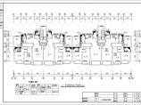 地上五层住宅给排水设计cad图,含设计说明图片1