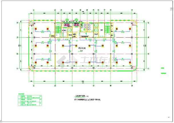 点击查看景岗山三建国贸研发大楼暖通设计施工图第2张大图