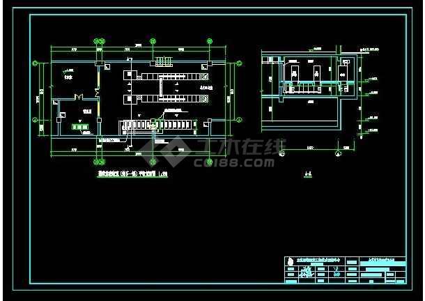 点击查看北京某地高基配电室增容工程施工图第1张大图