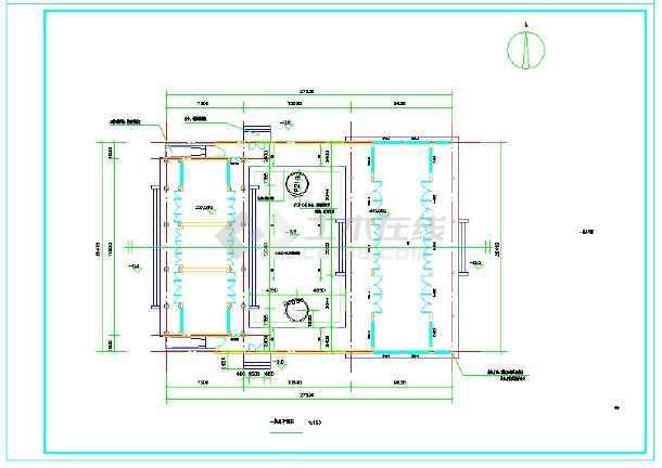 某古建宗祠新建工程--建筑-图二