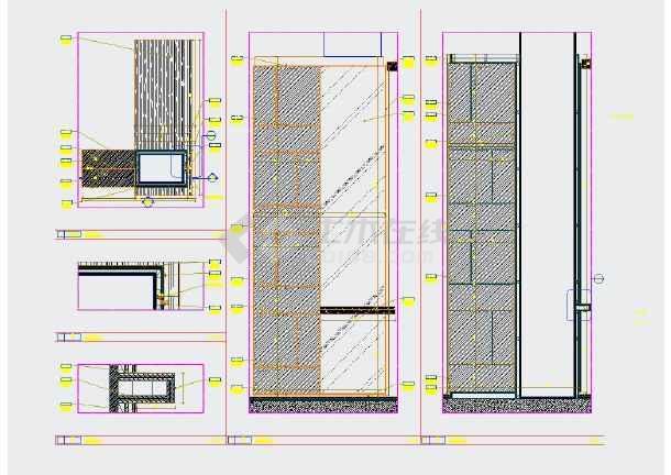 中心城区某城市展示中心装修工程--节点-图一