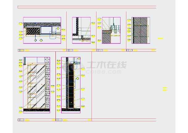 中心城区某城市展示中心装修工程--节点-图二