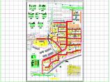 某小区室外管线综合布置设计cad图图片1