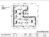 某尔品牌服装专卖店装修设计施工图(275平方米)图片1
