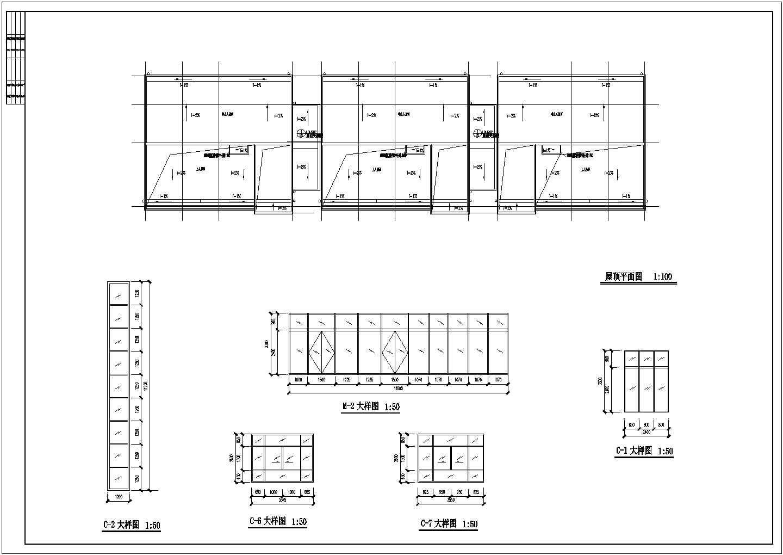 [济南]某四层工业厂房建筑结构电设备施工图图片3