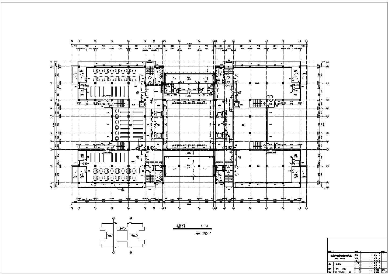 8层到11层图书馆电气图纸(5套图纸)图片3