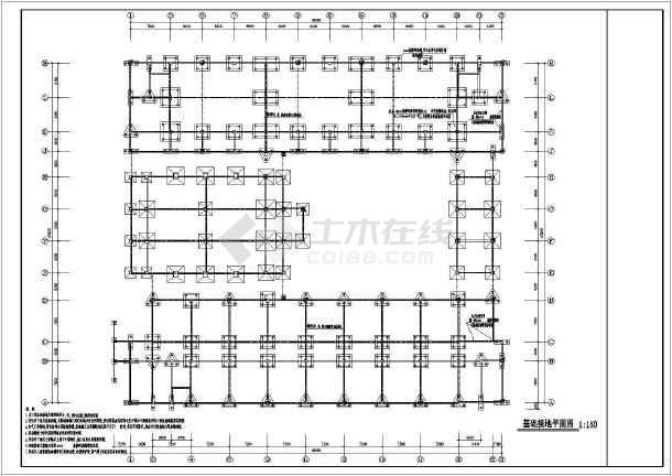 5套 多层教学楼电气设计施工CAD图纸-图一