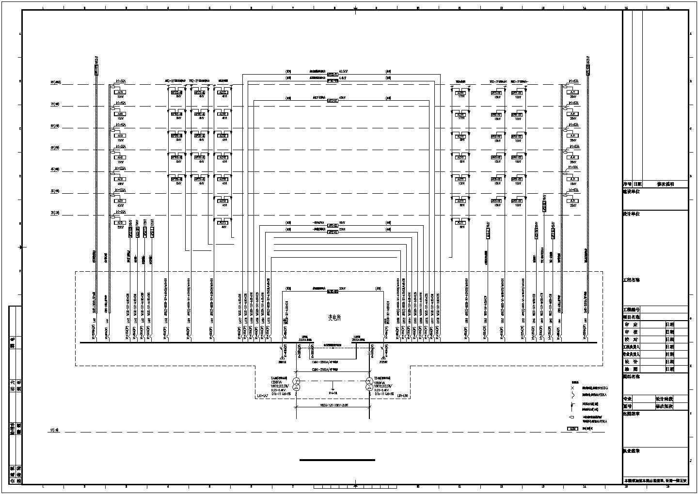 6层7层图书馆电气图纸(包含5套图纸)图片3