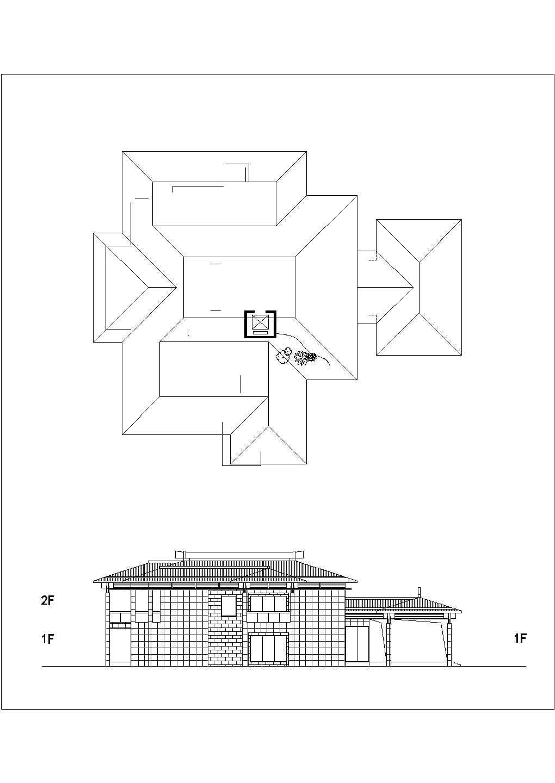 [方案][江西]背山面水园林式国际度假村建筑设计方案文本VIP图片2