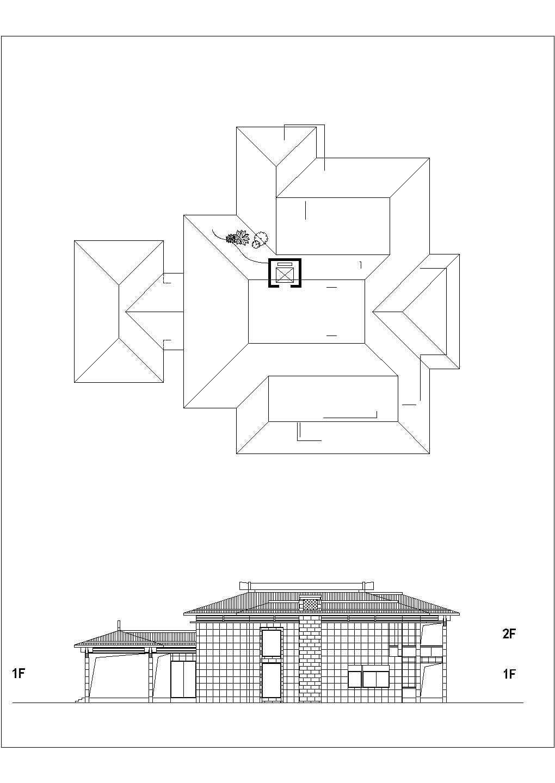 [方案][江西]背山面水园林式国际度假村建筑设计方案文本VIP图片3