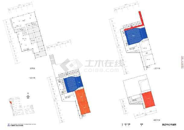 [方案][安徽]超高层住宅及商业建筑设计方案文本-图一