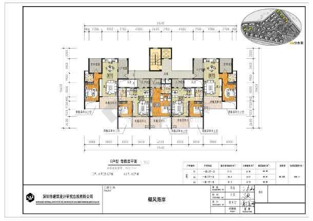 [琼海]东南亚风格滨水小区组团环境景观设计方案(包含单体建筑设计)-图一