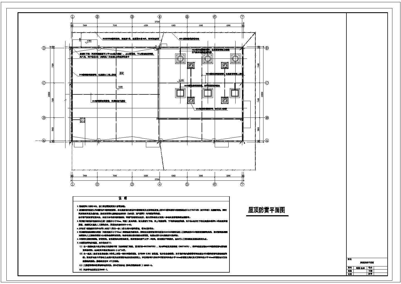 某1310平米住宅小区配套锅炉房工程电施图图片2