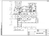 某三层别墅管道新风系统平面布置CAD图图片2