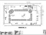 某市万达广场弱电智能化CAD图纸图片1