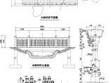 木桥栏杆设计cad详图图片1