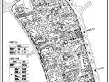 用地总面积184119平米高层点式住宅小区规划总平面方案图【CAD+JPG效果图】图片1