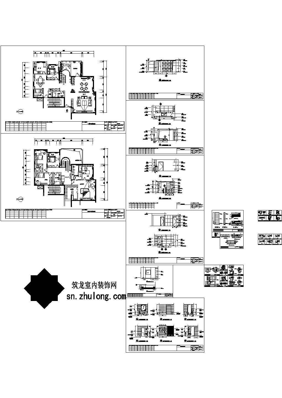 奢华别墅装修设计图图片1