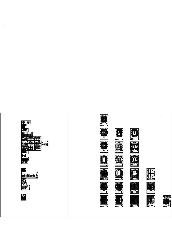 体育馆电气施工设计图图片1