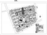 用地总192914平米总户数1620户(加商住楼)小区总平面规划图片1