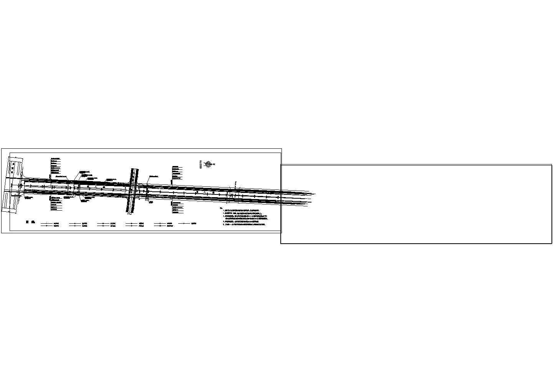 某市政道路工程管线综合图纸图片1